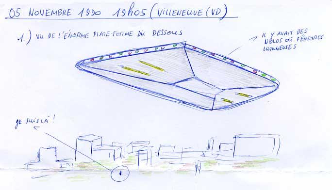 Le 5 novembre 1990 en Suisse romande Villeneuve1